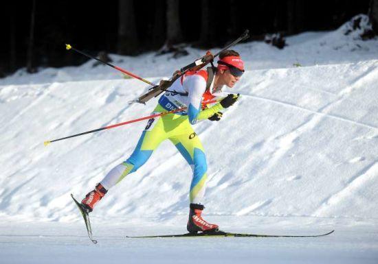 Призерка Олімпіади у Сочі з біатлону попалася на допінгу