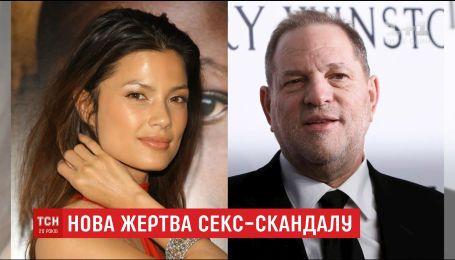 Очередная актриса рассказала об изнасиловании известным американским продюсером