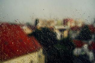 Четвер буде дощовим та хмарним. Прогноз погоди на 19 липня
