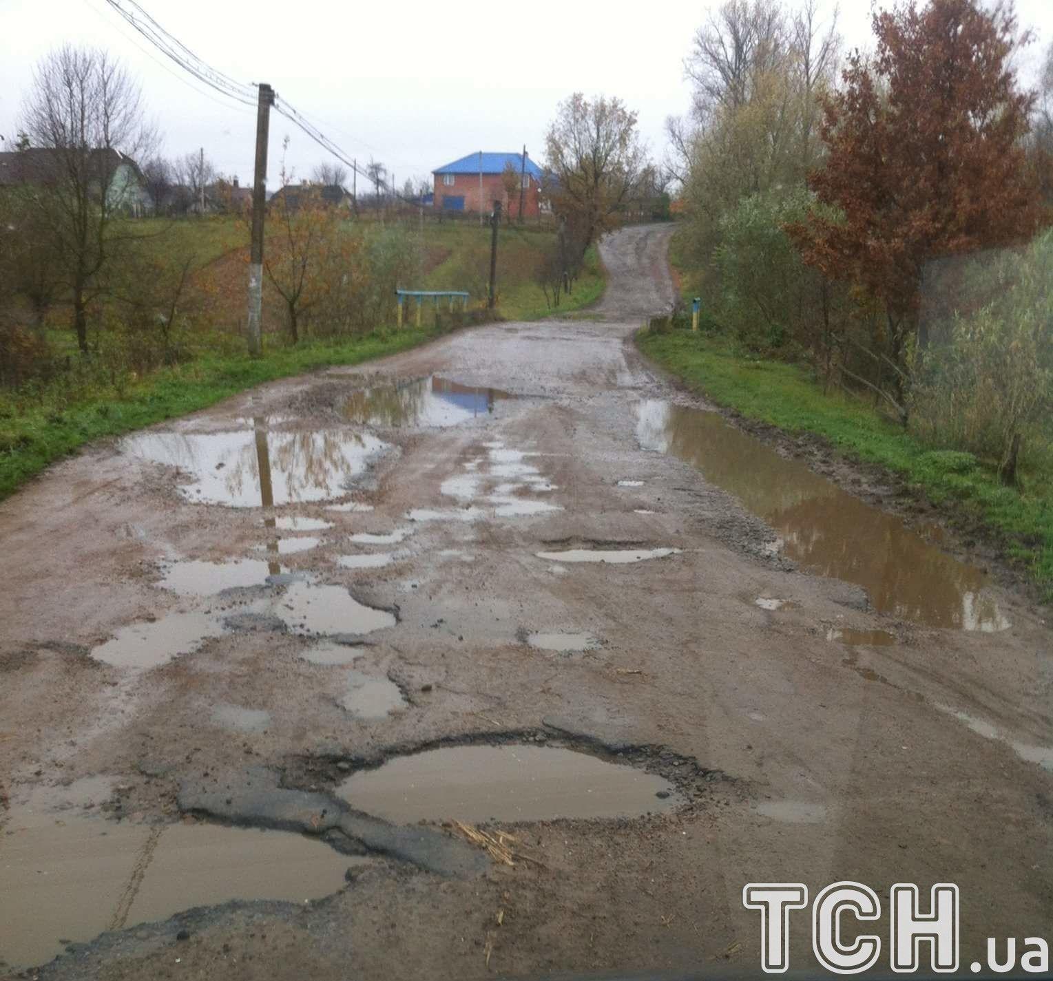 Дорога до музею Степана Бандери Новиці - Старий Угринів_1