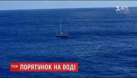 Дві жінки збилися з маршруту з Гаваїв до Таїті та п'ять місяців провели у відкритому морі