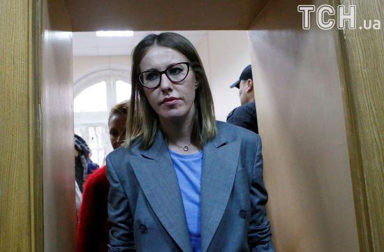 Собчак після виборів в РФ створить партію