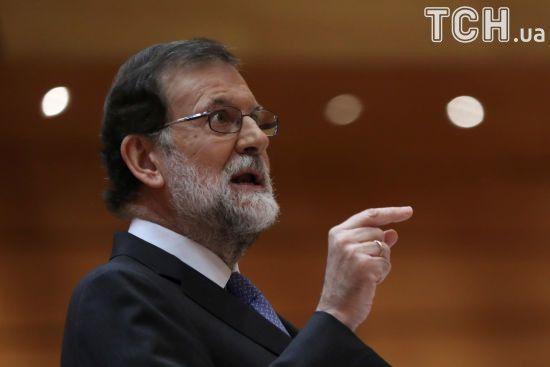 Іспанія не послабить контроль над Каталонією