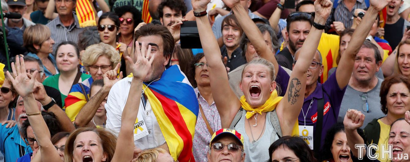 Скандал із Кевіном Спейсі і ситуація у Каталонії. П'ять новин, які ви могли проспати