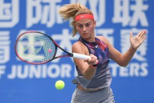 Украинская теннисистка Костюк сыграет в финале юниорского Итогового турнира