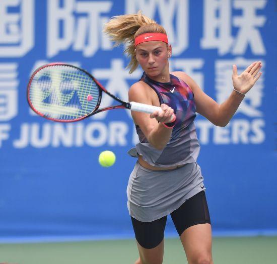 Українська тенісистка Костюк зіграє у фіналі юніорського Підсумкового турніру