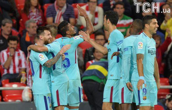 """""""Барселона"""" впевнено здобула перемогу над суперником """"Зорі"""" у Лізі Європи"""