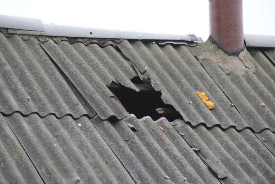 Бойовики обстріляли будинки мирних жителів в Авдіївці