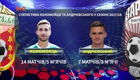 Новые лица сборной: Андриевский и Коломоец дебютируют в матче против Словакии