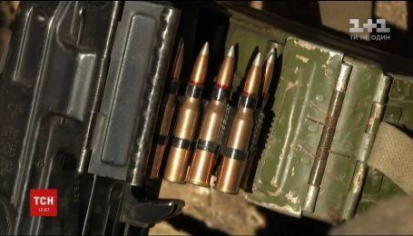 Во время гранатоментого обстрела Авдеевской промзоны пострадал один украинский военный