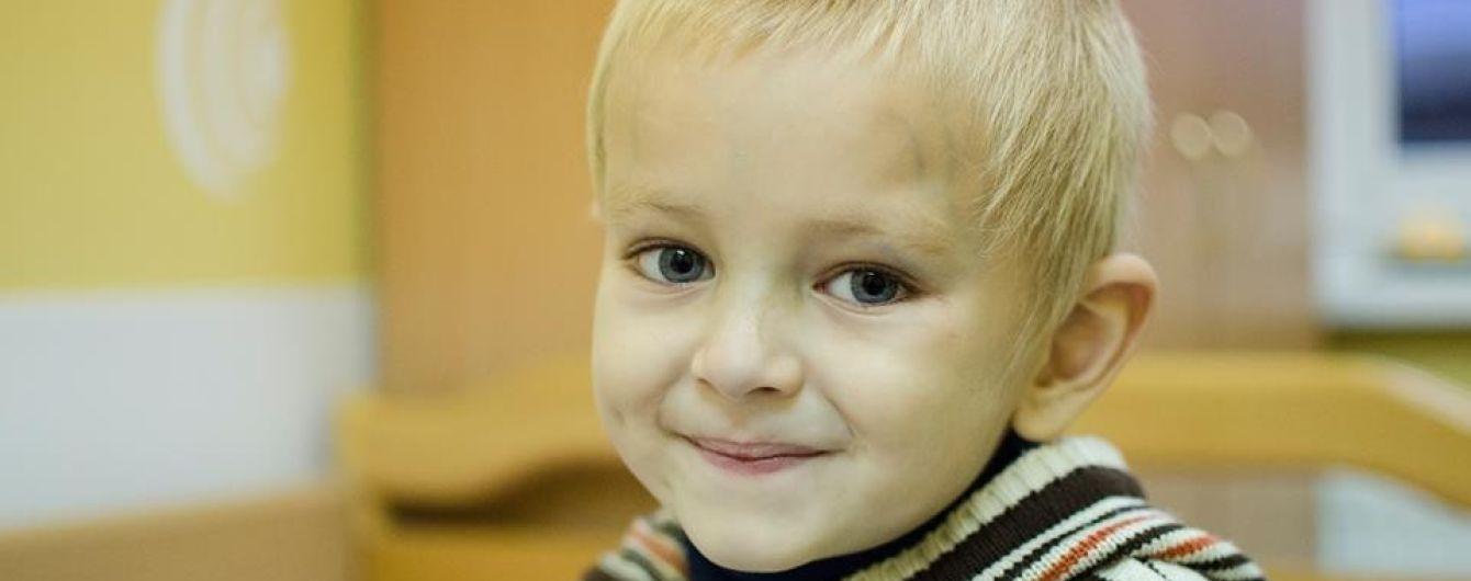 Жизнь 5-летнего Дениса под угрозой