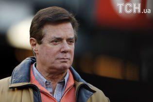 Манафорт платил европейским политикам за лоббирование правительства Януковича - СМИ