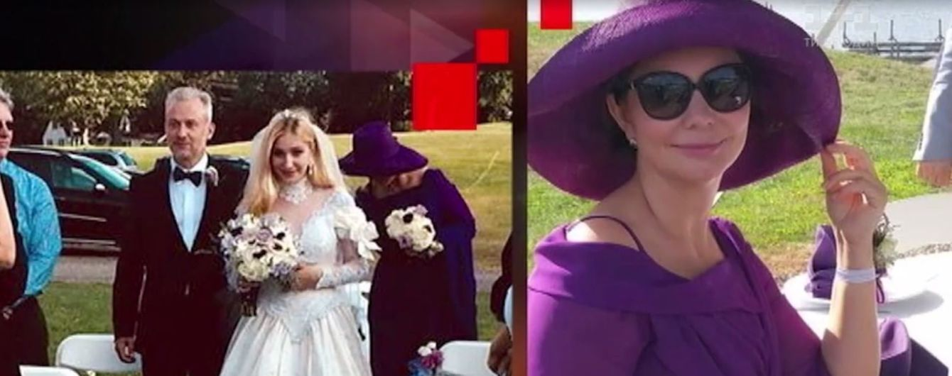Дочь одиозной регионалки Бондаренко вышла замуж за американца и поет в США