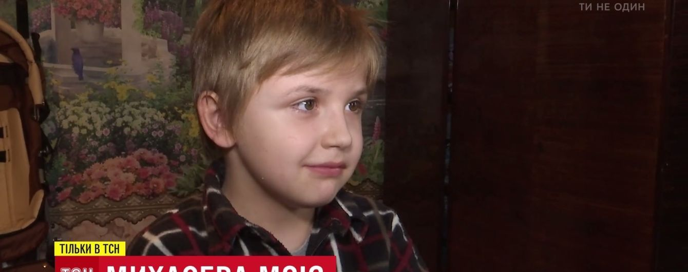 """Без хэппи-энда: во Львове подтвердили страшный диагноз мальчика из """"серой"""" зоны в АТО"""