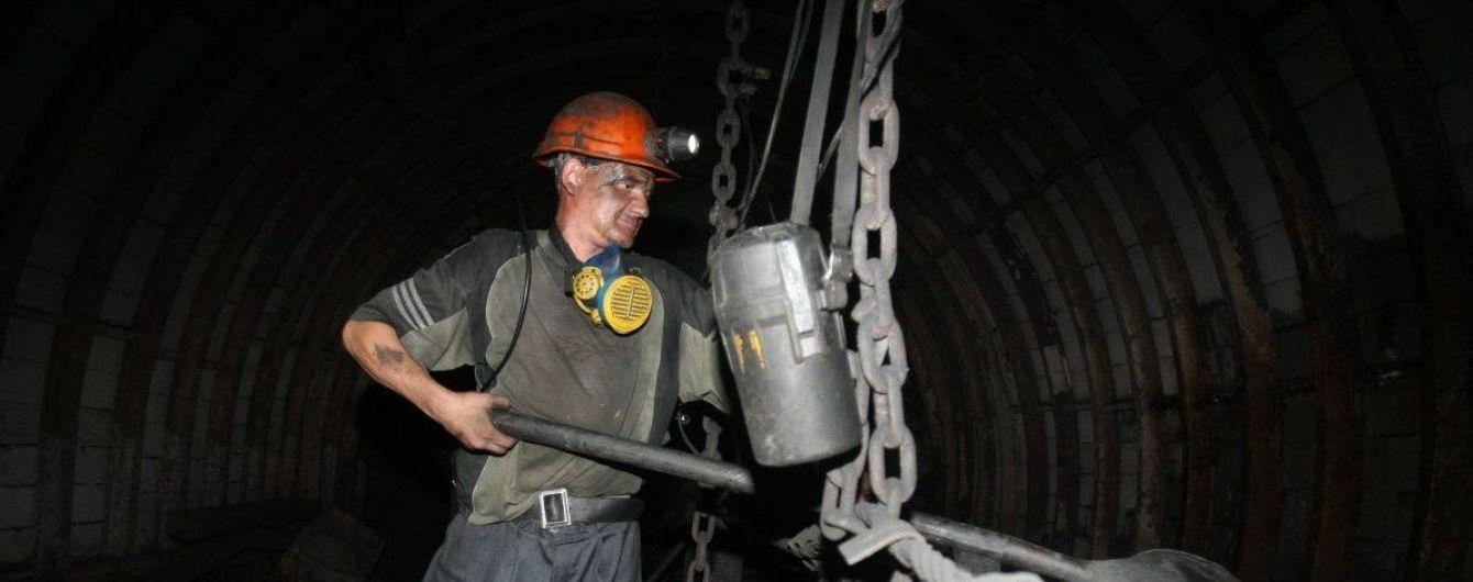 """На Луганщині на шахті """"Золоте"""" стався прорив води"""