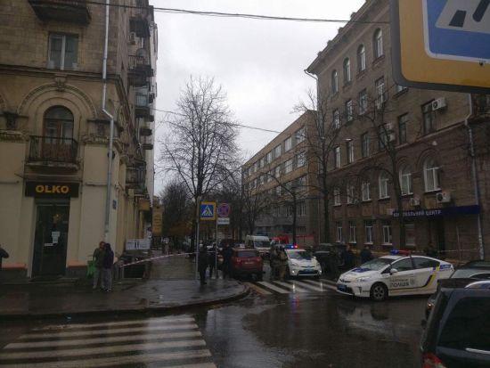 У соцмережі оприлюднили фото та відео з місця обшуків сина Авакова