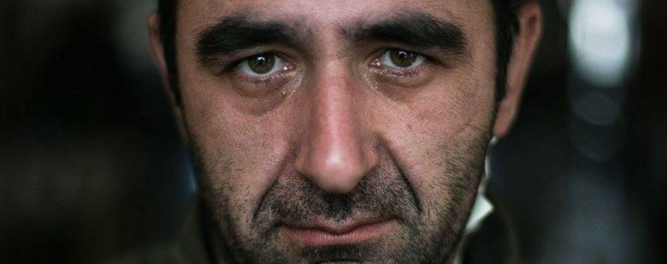 """У Запоріжжі на Майдані героїв прощаються з вбитим в АТО """"Гюрзою-2"""""""