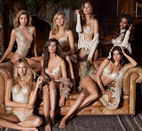 Ангелы Victoria's Secret_3