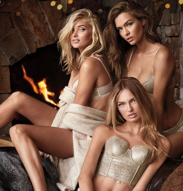Ангелы Victoria's Secret_8
