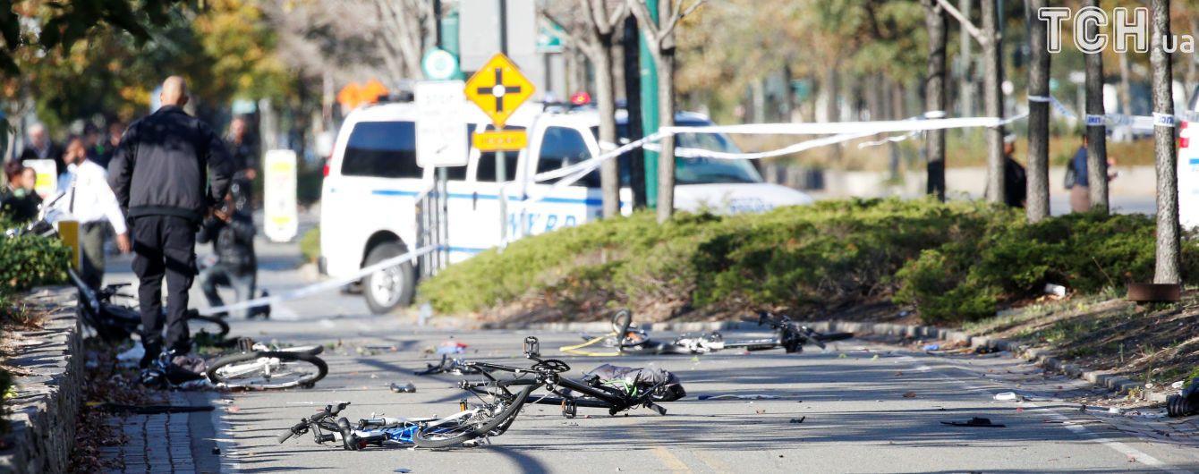 """8 загиблих і записка зі словами про вірність """"ІДІЛ"""": усе, що відомо про кривавий теракт у Нью-Йорку"""