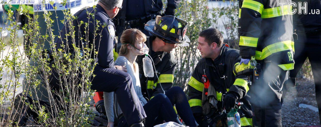 Українців немає серед постраждалих унаслідок теракту в США