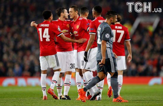 """""""Манчестер Юнайтед"""" другий рік поспіль очолив рейтинг найприбутковіших клубів світу"""