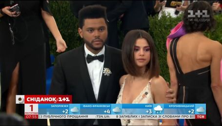 Селена Гомес рассталась с рэпером The Weeknd