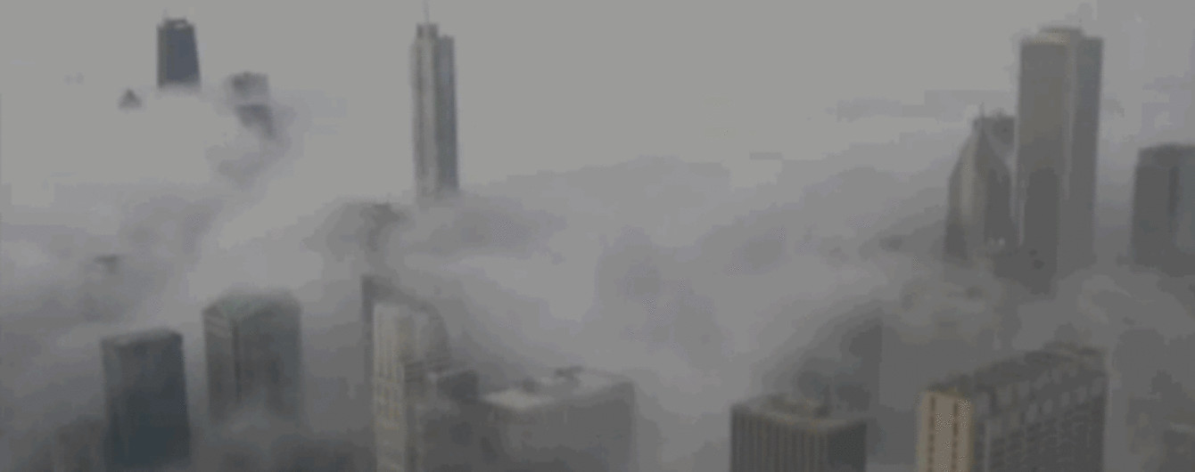 Забруднення повітря на Землі сягнуло рекордного рівня. Інфографіка