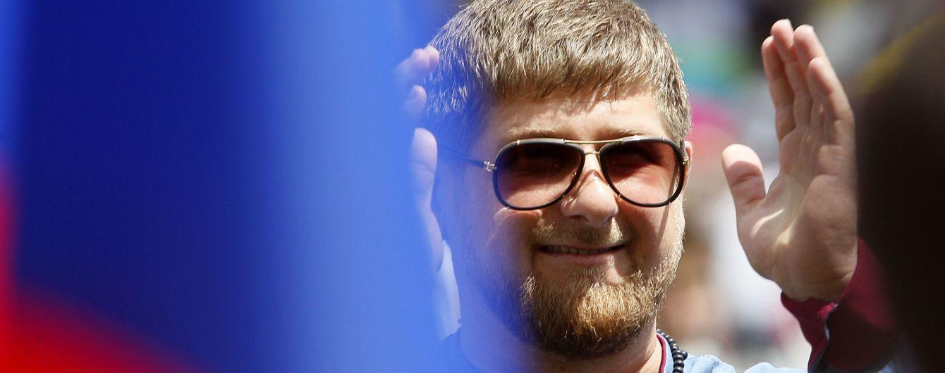 Кадиров фігурує у справі невдалого перевороту в Чорногорії