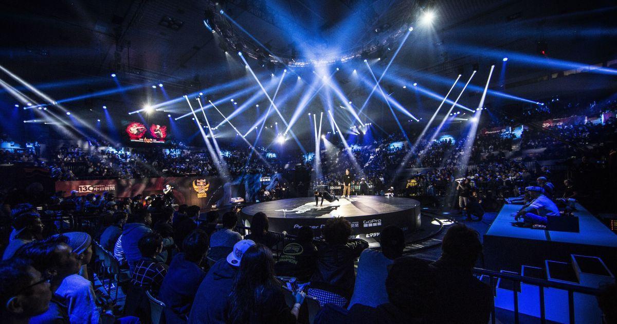 Украинские би-бои будут бороться за звание лучших в мировом финале Red Bull BC One в Амстердаме