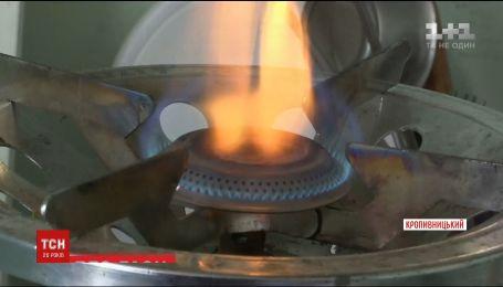 В холоде и без еды: коммунальщики Кропивницкого рассказали, когда возобновят газоснабжение