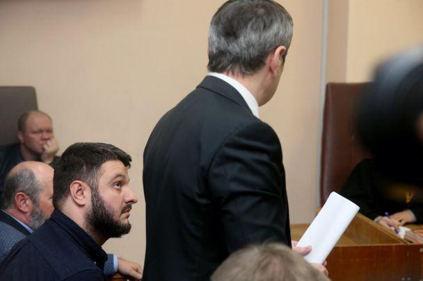 Справа рюкзаків: Чеботаря також відпустили під особисте зобов'язання