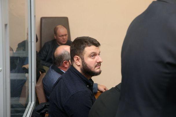 """Суд обрав запобіжний захід сину Авакова в """"справі рюкзаків"""""""