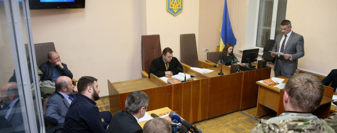 В Киеве суд отпустил третьего фигуранта дела о закупке рюкзаков под личное обязательство