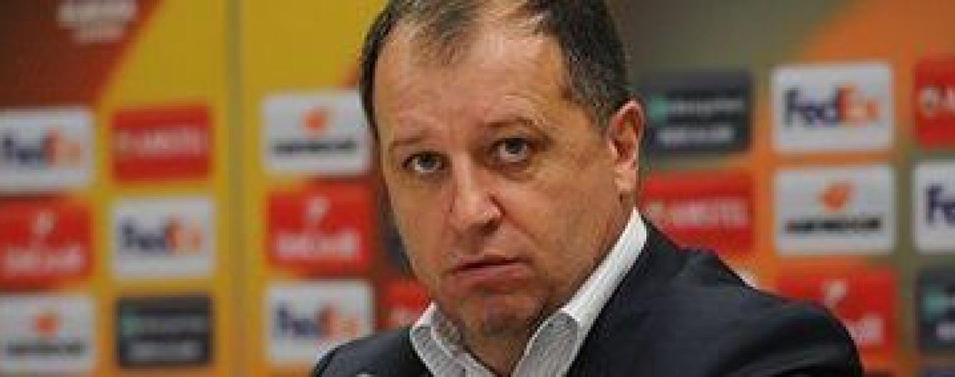 """""""Зараз нас стали більше поважати"""", - Вернидуб перед матчем Ліги Європи"""