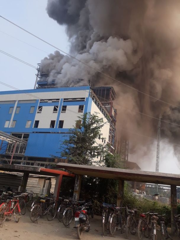 В Індії стався вибух на електростанції, а в Афганістані підірвали бензовоз – десятки вбитих