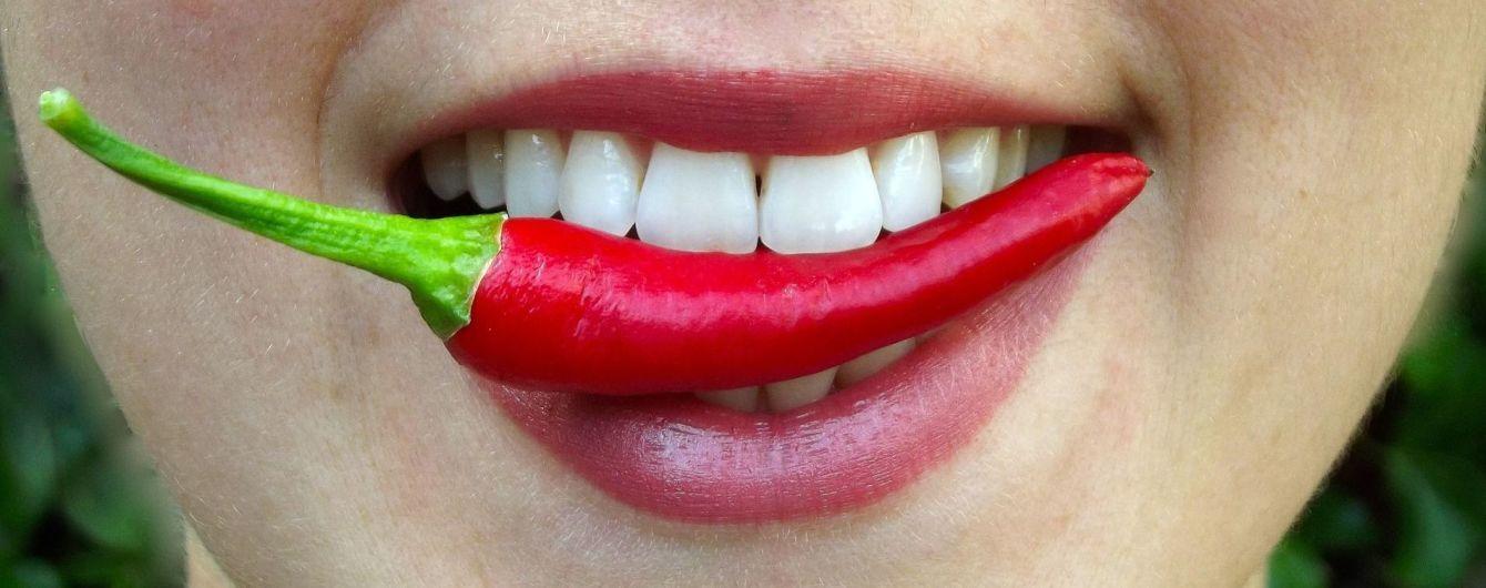 Спалюють калорії і пришвидшують метаболізм: учені заявляють про користь гострої їжі
