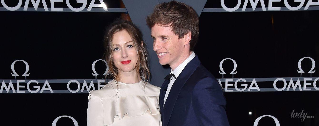 Эдди Редмэйн и его супруга Ханна станут родителями во второй раз