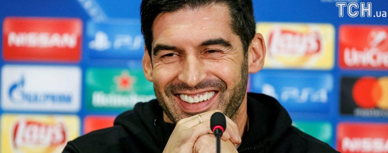 """Тренер """"Шахтера"""" посмеялся над слухами о новом контракте на 9 миллионов"""