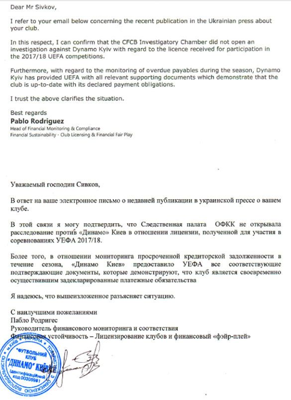 Динамо vs ФФУ