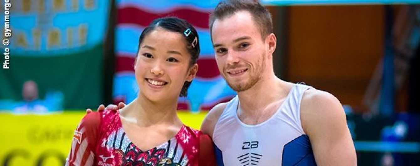 Український гімнаст Верняєв виграв турнір у Швейцарії