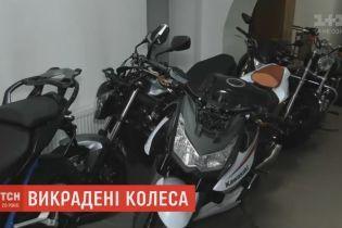 На Буковине полиция случайно нашла похищенные в Европе десятки байков