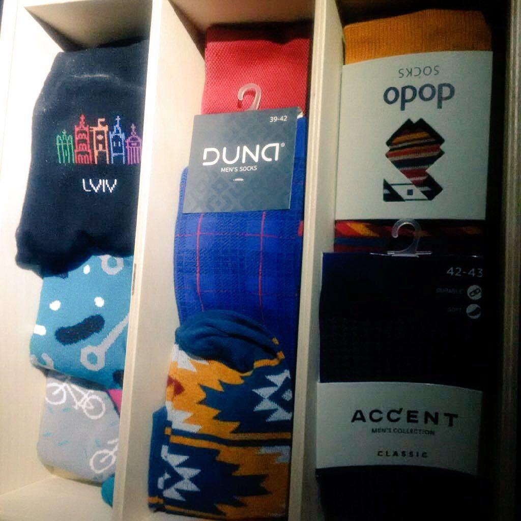 шкарпетки для Трюдо
