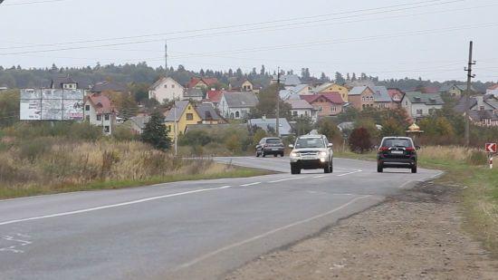 У селі біля Дрогобича утворилося нове провалля