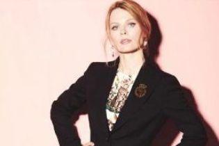 В нарядах от Dolcе & Gabbana: Оля Фреймут с дочерью Златой продемонстрировали стильные образы