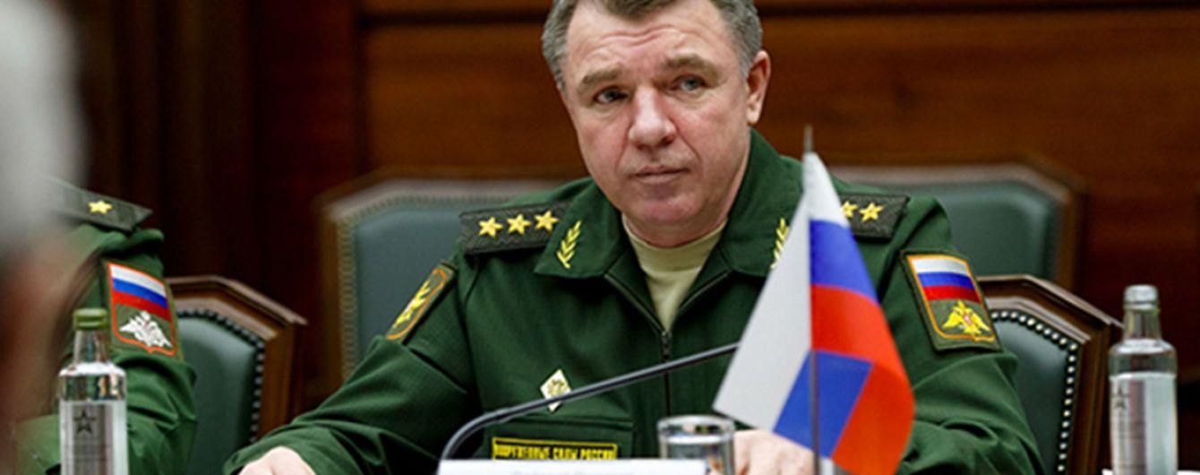 У РФ призначили командувача військами у Сирії, який буде готувати завершення операції - ЗМІ