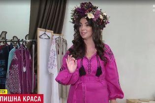 Первая украинская конкурсантка на мировом конкурсе моделей plus size работает в полиции