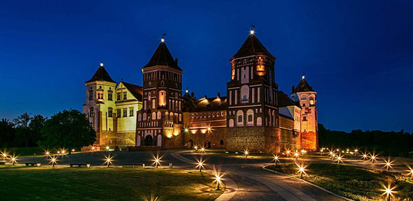 Мірський замок, Білорусь