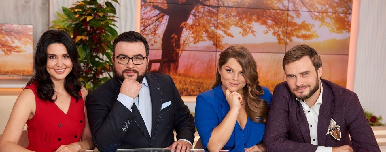 """""""Сніданок з 1+1"""" посетит прямой эфир культового утреннего шоу в США"""