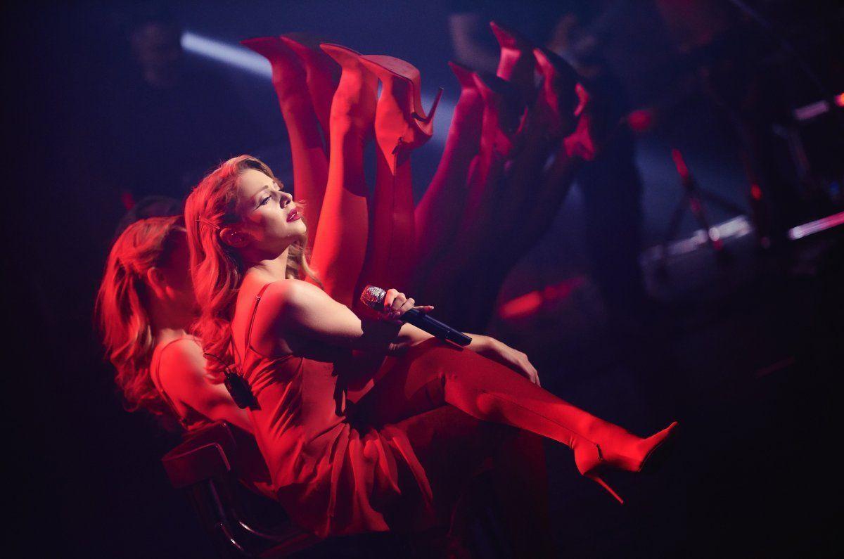 """Тина Кароль на концерте во Дворце """"Украина""""_14"""